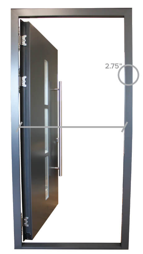 modern aluminum entry doors european door european modern door glo door entry  sc 1 st  Glo Windows : net doors - Pezcame.Com