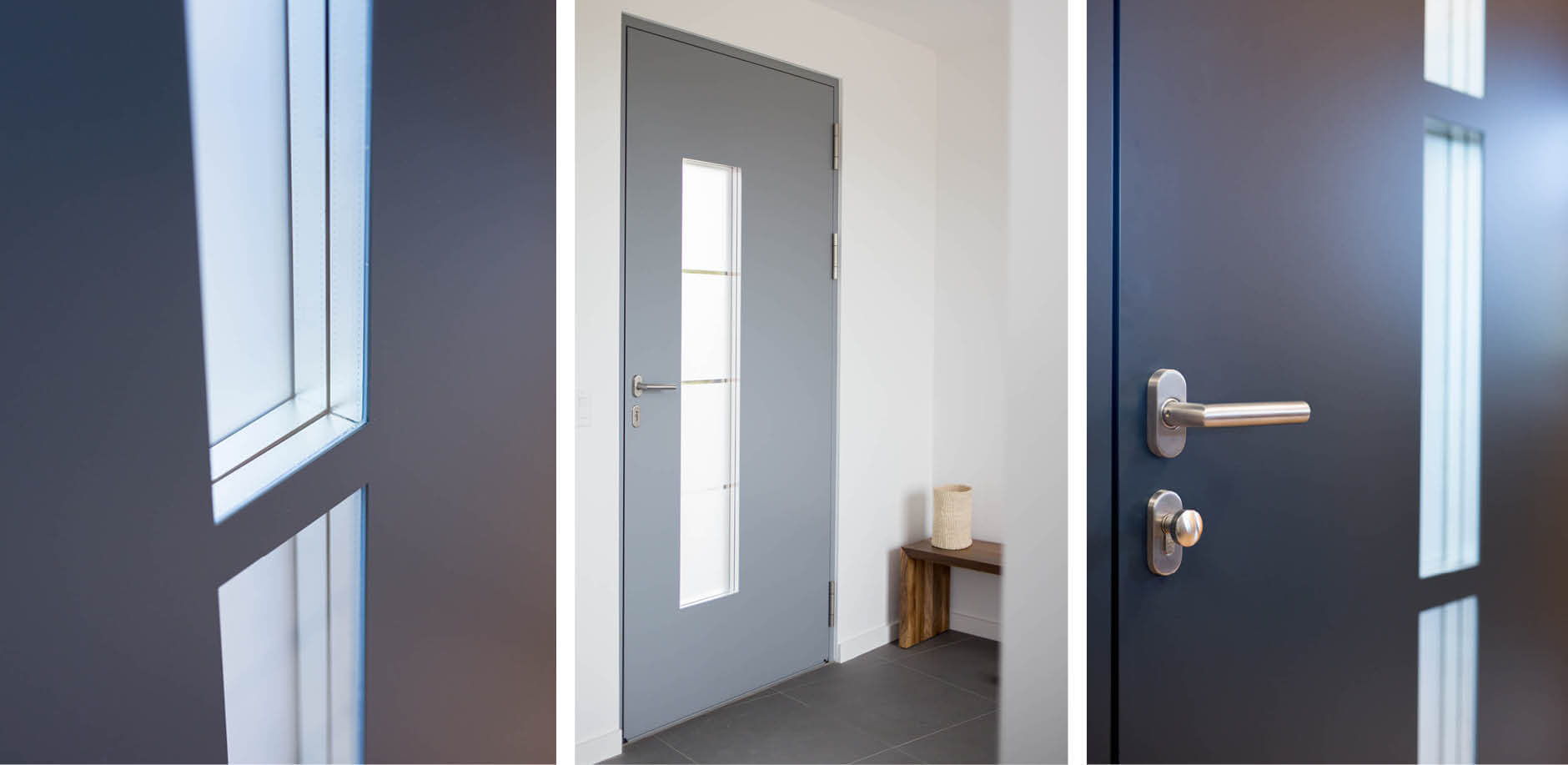 Modern Aluminum Entry Doors - A Closer Look