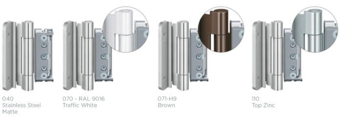 wood aluminum, wood aluminum door hinge, door hinges, wood door hinges, european hinges, glo european windows